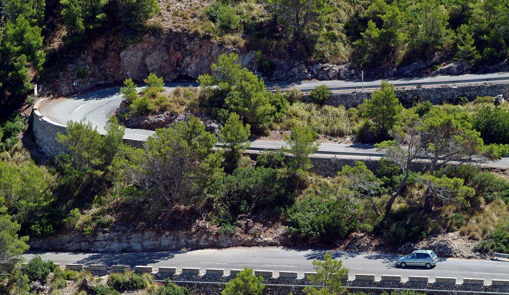 Майорка-горная-дорога-трамунтана