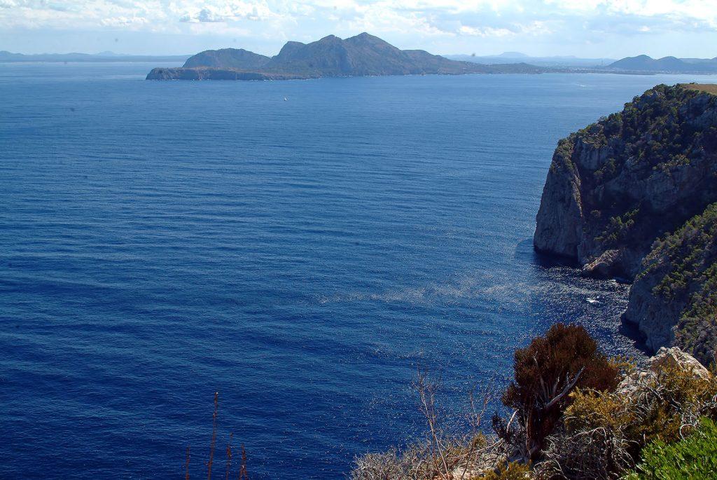 Майорка-море-скалы-красота